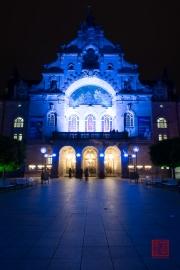 Blaue Nacht 2014 - Opernhaus