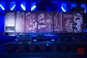 Blaue Nacht 2014 - Waggon