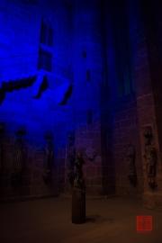 Blaue Nacht 2014 - Germanisches Nationalmuseum - Sculptures