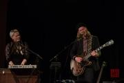 Tafelhalle Myrra Ros 2014 - Myrra Ros & Julius I