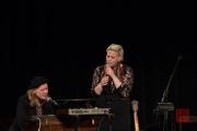 Tafelhalle Myrra Ros 2014 - Myrra Ros & Julius II