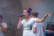 St. Katharina Open Air 2014 - Pullup Orchestra - Justine Case IV