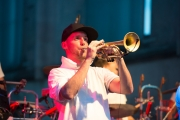 St. Katharina Open Air 2014 - Pullup Orchestra - Soulfill Franklin IV