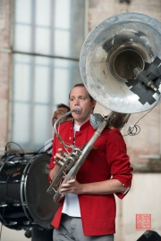 St. Katharina Open Air 2014 - Pullup Orchestra - BigBoy II