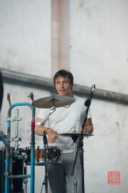 St. Katharina Open Air 2014 - Pullup Orchestra - Lucky Ringo Star I