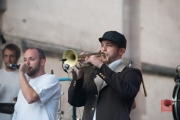 St. Katharina Open Air 2014 - Pullup Orchestra - Soulfill Franklin I