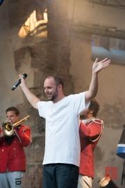 St. Katharina Open Air 2014 - Pullup Orchestra - Samwhaa II