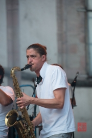 St. Katharina Open Air 2014 - Pullup Orchestra - Raxx II