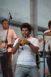 St. Katharina Open Air 2014 - Pullup Orchestra - Olivier Lesage II