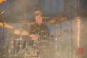 St. Katharina Open Air 2014 - Batucada Sound Machine - Jono Sawyer I