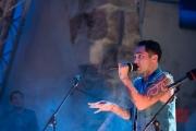 St. Katharina Open Air 2014 - Batucada Sound Machine - Paaka Davis V