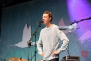 Folk im Park 2014 - Jonas Alaska - Support Voice 2 I