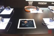 Photokina 2014 - Olympus - Tablet Screen