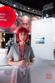 Photokina 2014 - Canon Hostess