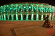 Nimes 2014 - Arena - Green
