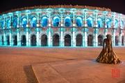 Nimes 2014 - Arena - Lightblue