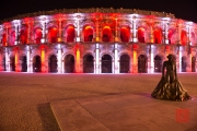 Nimes 2014 - Arena - White & Red