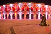 Nimes 2014 - Arena - Red & White