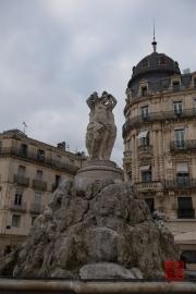 Montpellier 2014 - Fountain