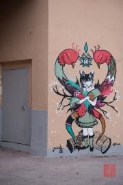 Perpignon 2014 - Graffiti