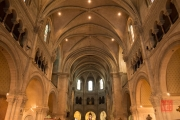 Nimes 2014 - Cathedral - Inside