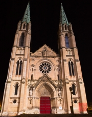 Nimes 2014 - Eglise Saint Baudile