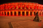 Nimes 2014 - Arena - Red