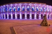Nimes 2014 - Arena - Purpleblue