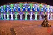Nimes 2014 - Arena - Blue & Green