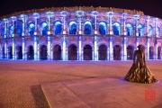 Nimes 2014 - Arena - Blue