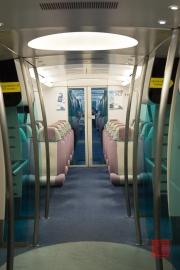 Hongkong 2014 - The Train