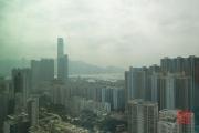 Hongkong 2014 - View from the Hotel