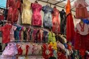 Hongkong 2014 - Street Market - Chinese Dresses