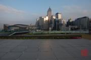 Hongkong 2014 - Central Plaza at Sunset