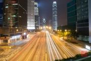 Hongkong 2014 - Connaught Road & IFC Tower