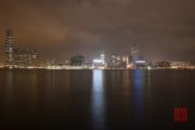 Hongkong 2014 - Skyline Kowloon by Night