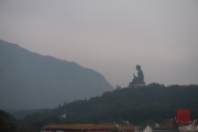 Hongkong 2014 - Giant Buddha View
