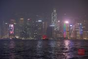 Hongkong 2014 - Skyline Hongkong Island & Ferry