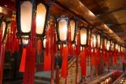 Hongkong 2014 - Man Mo Temple - Lanterns II