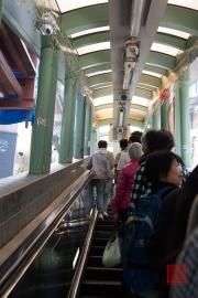 Hongkong 2014 - City Escalator I
