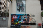 Hongkong 2014 - Wall-Painting - French Street Art