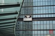Hongkong 2014 - Window cleaner