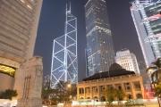 Hongkong 2014 - Memorial & Bank of China