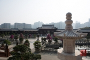 Hongkong 2014 - Nan Lian Garden - Temple - Entrance