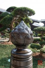 Hongkong 2014 - Nan Lian Garden - Pillar ornament