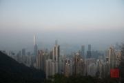 Hongkong 2014 - Skyline Hongkong Island & Kowloon