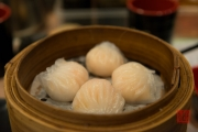 Hongkong 2014 - DimSum Restaurant - Shrimp Dumplings