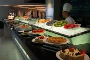 Hongkong 2014 - Hotel Buffet