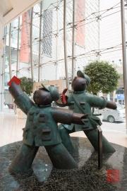 Hongkong 2014 - Red Book? - Smartphone!