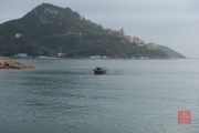 Hongkong 2014 - Stanley Harbour - Boat